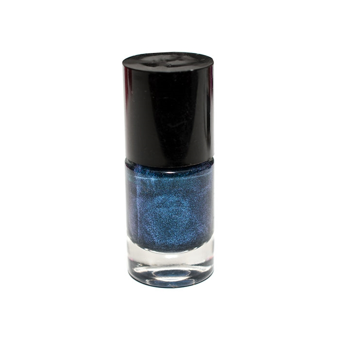 Galaxy Blue Nail Polish